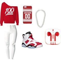 """1Hunna"" by nneuphtalie on Polyvore"