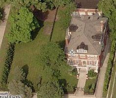Barack Obama's Chicago House in Hyde Park
