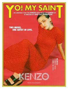 Watch KENZO and Karen O's alt-fashion film YO! MY SAINT | Fashion & Beauty | HUNGER TV