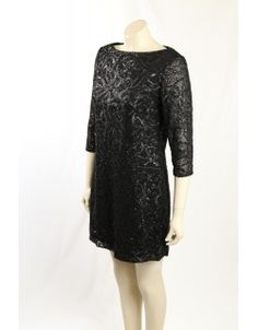 Stunning Black Sequin Cocktail Dress from Ralph Lauren. The dress has a sequin pattern throughout, sheer sleeves and is fully lined. Sequin Cocktail Dress, Black Sequins, Designer Dresses, Tommy Hilfiger, Calvin Klein, Ralph Lauren, Formal Dresses, Sleeves, Pattern