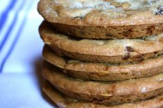 *Riches to Rags* by Dori: Salted Toffee Chocolate Chunk Cookies