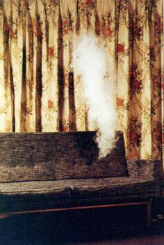 """Nudes And Smoke,"" David Lynch"