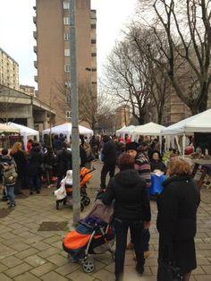 LA BOTTEGA IN FIERA: Festa delle Luci a San Donato Milanese del 21/12/2...