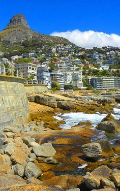 Bantry Bay, Cape Town: http://bbqboy.net/photo-essay-atlantic-coastline-cape-town/ #capetown #southafrica