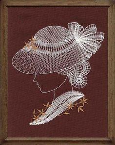 Album Archive - Web Pics and Patterns Web Pics, Bobbin Lacemaking, Nail String Art, Bobbin Lace Patterns, String Art Patterns, Homemade Cards, Embroidery Stitches, Fiber Art, Crochet Projects
