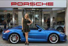 Porsche Boxster Spyder 2015 | Maria Sharapova Official Website
