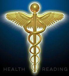 health psychic reading