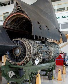 SR-71 Engine