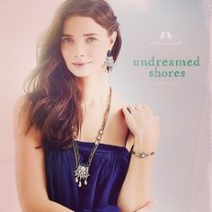 """If you loved our Morningtide pieces you are going to go crazy over the rest of """"Undreamed Shores"""" releasing next week!!!! Stay tuned for more sneak peeks! www.chloeandisabelbynicole.com #chloeandisabelbynicole #sneakpeek #necklace #armcandy #armparty #neckcandy #springfashion #vacationlook"""