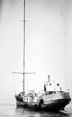 UK pirate radio, c.1964