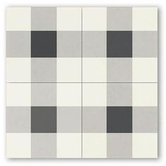 "checkmate 8""x8"" special order Inspiration for a rug in the bathroom"