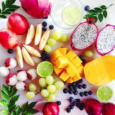 'Any kind of fruit gives the energy that we need to get through a busy day'. - Kristin Chenowen Repost from CocoyoyoRussia Fruit And Veg, Fresh Fruit, Y Food, Kinds Of Fruits, Plant Based Diet, Organic Recipes, No Cook Meals, Food Photography, Clean Eating