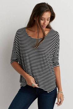 AEO Soft and Sexy Over sized T-Shirt