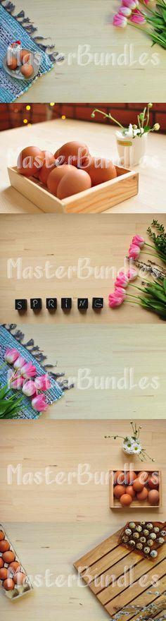 Natural Easter Bundle: 60+ Photos Natural color Easter Bundle of 60+ lovely images for your blogs, Instagram and social media.
