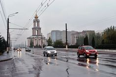 Часовня, проспект Победы, 25 октября 2015г. КУРСК