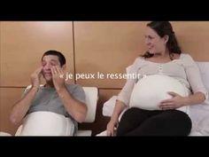 Innovation & Startup : Une ceinture permet à un futur père de ressentir les mouvements de son bébé | HelloBiz