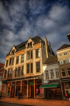 A-Kerkhof, Groningen, Netherlands