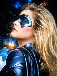 Alicia Silverstone as Batgirl.