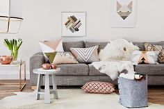 Black, white and pastel inspiration from Norsu