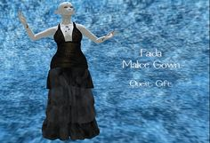 Faida Malice Gown ~ Quest Gift Gowns, Vestidos, Dresses, Skirts, Dress, Bridal Dresses