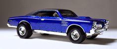 1967 Pontiac GTO (Hot Wheels)