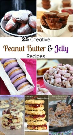 25 Creative Peanut B