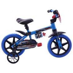 2e3c8462b Bicicleta Infantil Aro 12 Cairu Veloz Nathor