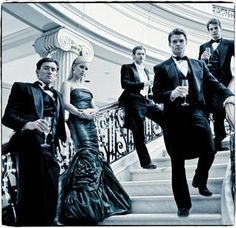 The Originals Are Ready for the Ball in Vampire Diaries Season 3, Episode 14, Dangerous Liaisons