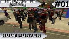 SAMP San Andreas: Multiplayer #01