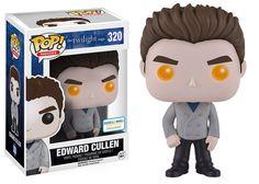 Twilight: Edward Cullen vampire form Pop figure by Funko, Barnes & Noble exclusive Twilight Edward, Twilight Saga, Edward Cullen, Red Dead Redemption, Crash Bandicoot, Pokemon Go, Vinyl Figures, Action Figures, Stranger Things