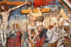 Chiesa di S. Paolo o Chiesa Rossa, Arbedo
