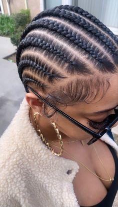 Baddie Hairstyles, Girl Hairstyles, Curly Hair Styles, Natural Hair Styles, Black Girl Braided Hairstyles, Piercing, Look Girl, Braids For Black Hair, Black Girl Braids