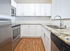 Kitchen Model At AMLI At Bellevue Park, A Luxury Apartment Community Near  Seattle.   AMLI At Bellevue Park   Pinterest   Kitchen Models, Apartments  And ...  Apartment Appliance Packages