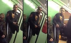 This Is How A Phone Is Stolen On The Subway