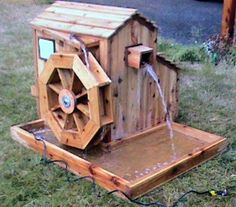 Working Models Science Projects of Water Turbine There are lots of useful tips regarding your wood working ventures located at http://www.woodesigner.net