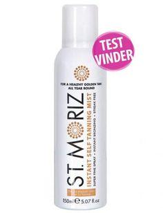 selvbruner spray test