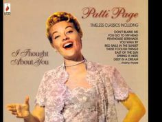 Patti Page - It's A Sin To Tell A Lie -