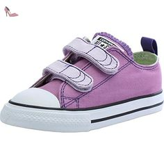 Converse Chuck Taylor All Star 2V Infant Powder Purple Textile 21 EU - Chaussures converse (*Partner-Link)