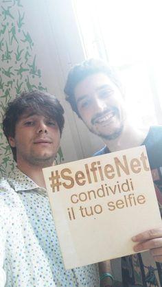 #selfienet #happyworking @BICLazio