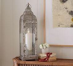 Garden Lanterns, Decorative Lights & Lanterns | Pottery Barn