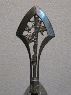 https://flic.kr/p/7bugA6   Decorative Arrowhead.   Decorative Arrowhead Japanese, Edo Period