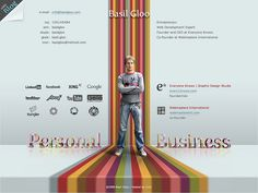 basil gloo | graphic design and web development expert : personal page