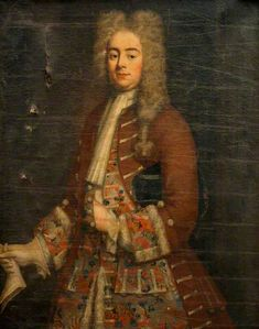 Portrait of a Gentleman,c. 1700