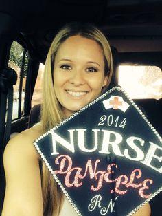 I finally did it!!!! Graduated from nursing school :)