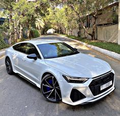 "🏁 on Twitter: ""Audi RS7 🛸… "" Luxury Sports Cars, Cool Sports Cars, Best Luxury Cars, Cool Cars, Ferrari, Audi Rs5 Sportback, Audi Rs7, Audi Quattro, Car For Teens"
