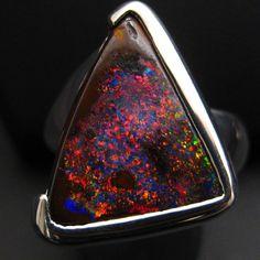 Breathtaking boulder opal