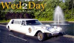 To the Wedmobile......Wed2Day, Wedding Cars, Ireland