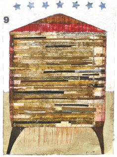Shed Again by ScottBergey on Etsy