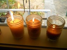 Candle making on pinterest candle making how to make candle and