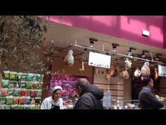 Il Prosciutto Toscano Renieri inaugura I nuovi spazi gastronomici Eataly Firenze - YouTube